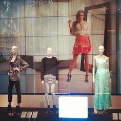 H&M, Bangkok | Window Display @ Bangkok, Thailand