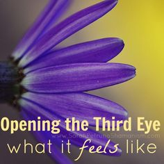 The opening on the third eye chakra can be an exciting time, but it can also come with an unexpected side effect. Have you experienced it?