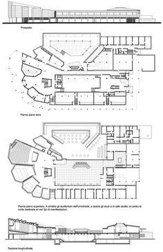 Wolfsburg Cultural Center - Alvar Aalto: