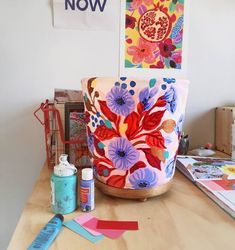 Jo Jiménez ® (@jojimenez) • Fotos y vídeos de Instagram Jaba, Planter Pots, Instagram, How To Make, To Sell