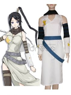 Soul Eater Tsubaki Nakatsukasa Cosplay Costume online fashion destination for dresses, tops, pants, swimwear, and more. Shop every trend online # Miku Cosplay, Anime Cosplay Costumes, Halloween Cosplay, Halloween Costumes, Cosplay Ideas, Halloween Ideas, Costumes For Sale, Cool Costumes, Adult Costumes