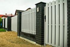 Kerb Appeal, Fencing, Garden Paths, Outdoor Structures, House, Fence, Walls, Fences, Home