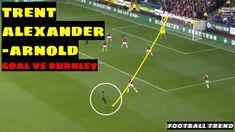 Alexander Arnold, Burnley, Scores, Liverpool, Football, Goals, Youtube, Soccer, American Football
