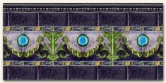 Embassy theatre tiling