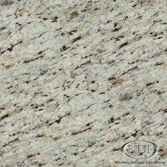 White Moon Granite  (Kitchen-Design-Ideas.org)