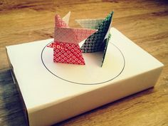 Origami Sumo Wrestler Game (with full step by step instructions)