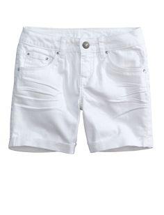 Dip Dye Colored Denim Shorts | Bottoms | New Arrivals | Shop ...
