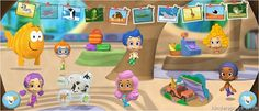 Bubble Guppies | iPad iPhone | Kids Apps