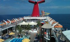 Carnival Ecstasy in Cape Canaveral, FL Took Chase, Trav & Tyler on Cruise on Ecstasy Went to Cozumel and Grand Cayman 5 day cruise. Also took Lacy and Hillary for graduation. Chase, Trav, Tyler & Thomas came with us. had a great time.