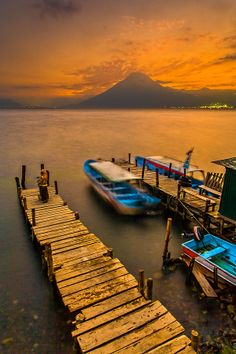 Lake Atitlan, Guatemala by Whit Richardson www.cooperativeforeducation.org- one of the most amazing places I've ever been