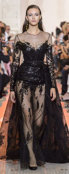 Elie Saab Fall-winter 2018-2019 - Couture