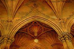 Gothic Revival Chapel Interior, Dublin