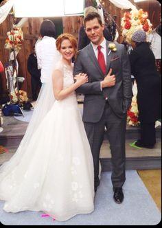 Kepners wedding Greys Anatomy