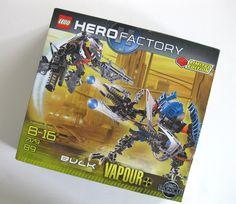 LEGO HERO FACTORY 7179 BULK vs VAPOUR LIMITED EDITION VHTF NIB...............$69.95 Hero Factory, Lego Store, Lego Star Wars, Bricks, Legos, The Creator, Ebay, Building, Board