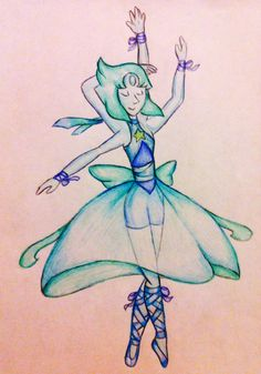 Steven universe Pearl and lapis fusion
