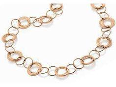 Collar Lannel-Rommanel bañado en oro €54,00 / Gold-plated Lannel-Rommanel necklace $70.00