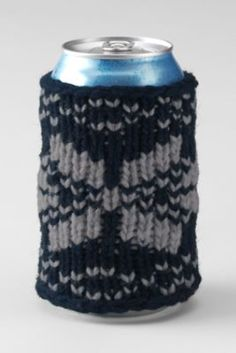 Knit Drink Sweater from Lands' End