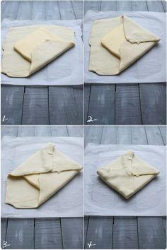 Suivez la recette de la pâte feuilletée en images et réussissez-la à coups sûr avec mes conseils.