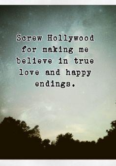 screw hollywood <3