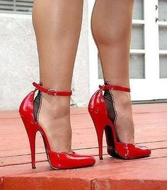 Head over Heels - a woman with these shoes would drive me crazy High Heel Pumps, High Heel Boots, Pumps Heels, Ankle Boots, Extreme High Heels, Sexy High Heels, Stockings Heels, Nylons Heels, Black Stockings