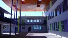 Indira Gandhi primary school Santiago Chile Indira Gandhi, Primary School, Chile, Architecture, Pictures, Pageants, Architects, Saint James, Elementary Schools