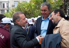 Rodolfo Urtubey en la celebración de los 25 años de ASDRA