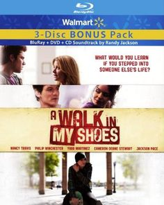 """""""A Walk in My Shoes"""" - Christian Movie/Film on Blu-ray. Check out Christian Film Database for more info -  http://www.christianfilmdatabase.com/review/a-walk-in-my-shoes/"""