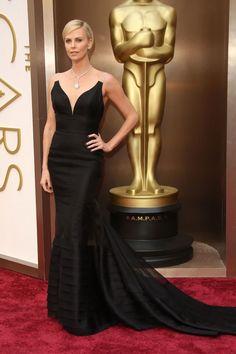 Charlize Theron, Oscars 2014