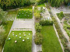 © extrā Landschaftsarchitekten - Wankdorf school , Bern, 2002 Bern, Stepping Stones, Sidewalk, Courtyards, Outdoor Decor, Culture, School, Home Decor, Landscape
