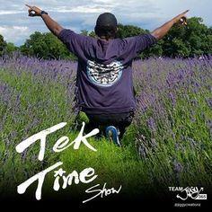 Tek Time Show (23/07/2016) with Craig Jiggy - Dancehall Vs EDM 2016 - Moonraker
