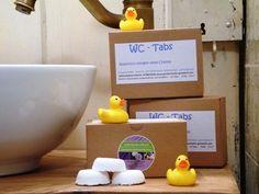 WC-Reinugungs-Tabs #plastikfrei