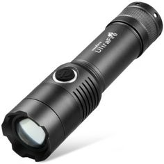 UltraFire Cree XML T6 2000Lm Zooming LED Flashlight-6.43 and Free Shipping  GearBest.com