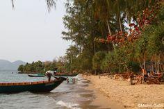 #Cambodia - Kep - Rabbit Island © Michel Gotin