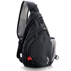 KEEPON Sling Bag Shoulder Bag Multipurpose Daypack Swagger Bag Travel/Hiking/Camping Backpack for Men and Women * This is an Amazon Affiliate link. Read more reviews of the product by visiting the link on the image.
