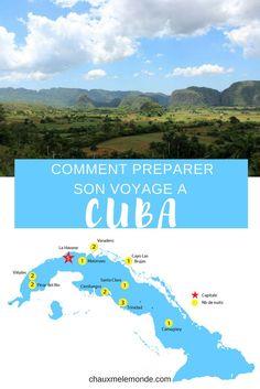 Voyage à Cuba - Toutes les infos pour préparer un road trip à Cuba