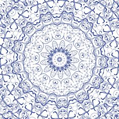 French Lace Blues Free Stock Photo - Public Domain Pictures