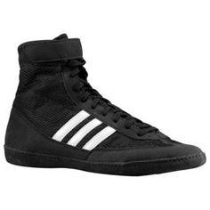 adidas Combat Speed 4 - Men's - Black/White/Black