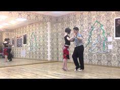 Танго: крест и очо.MOV - YouTube