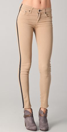 6898560c6452 Rag   Bone Tuxedo Denim Jeans Tan Jeans