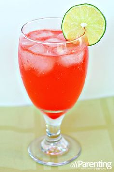 shirley temple drink for kids   Shirley Temple recipe