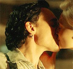 ❝ tall, dark, and british. ❞ — I like how he tries to retain her hand.