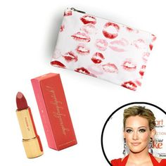 Pucker up! Adorable Valentine's Day gift ideas: http://www.eonline.com/photos/7755/valentine-s-day-gift-guide-for-girls