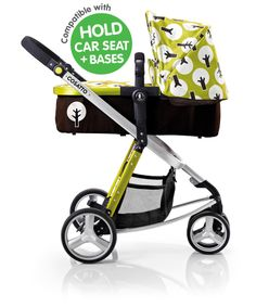 Giggle 3 in 1 Travel System from Cosatto