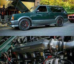chevy cyclone engine