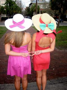 ALL I WANT IN LIFE is a southern bid day theme.