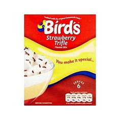Birds Trifle Mix Strawberry 141g  Pack of 2 *** Check out the image by visiting the link. #DessertsLover