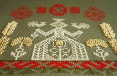 славянский оберег схема вышивка крестом
