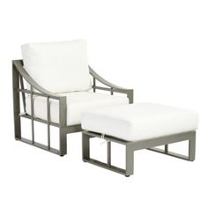 Sullivan Lounge Chair & Ottoman | Ballard Designs