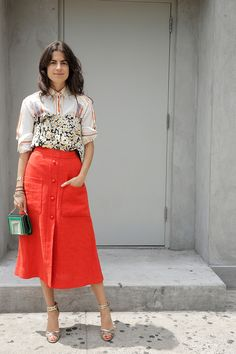 Five Summer Outfit Ideas - Man Repeller