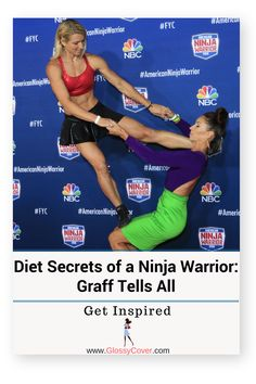 The world watched in awe as Jessie Graff recently swept through the super-sized obstacle course on American Ninja Warrior.